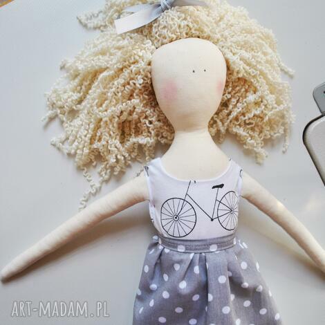 lalki pani lala, lalka, szmaciana, przytulanka, dla, dziewczynki, prezent dla