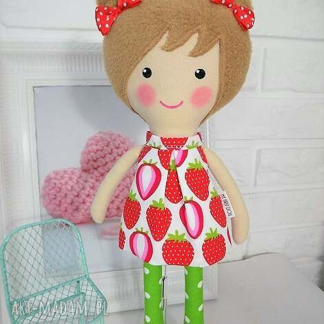 oryginalny prezent, lalki my first doll marcelina, lalka, zabawka, przytulanka