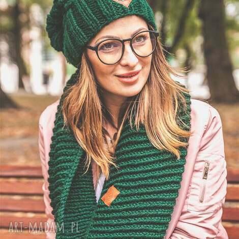 czapki endorphine lasy amazonii, jesień, zima, czapka, handmade