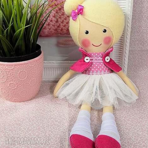 baletnica blanka - lalka, zabawka, przytulanka, prezent, niespodzianka, dziecko