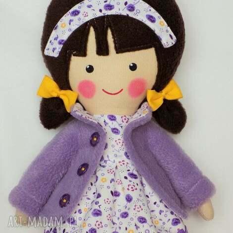 malowana lala aleksandra, lalka, zabawka, przytulanka, prezent, niespodzianka