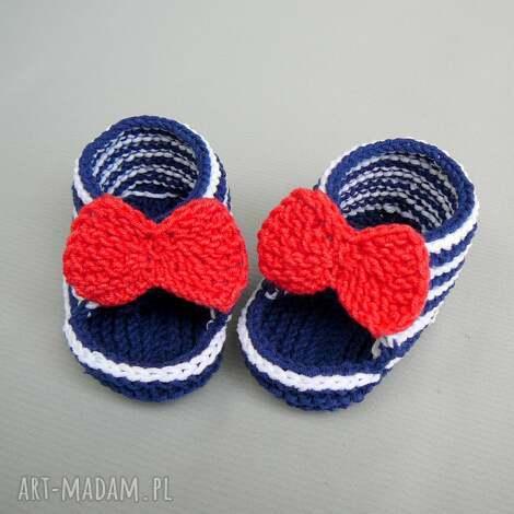 buciki sandałki murcja, niemowlę, dziewczynka, prezent, narodziny, babyshower, lato