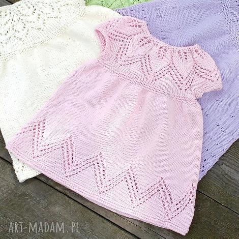 sukienka lucy, sukienka, dziewczynka, dziecko, niemowlę, uroczystość, prezent