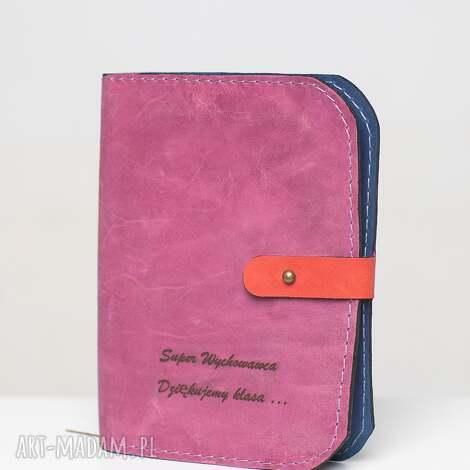 prezent na święta, personalizowany notes, notes personalizacja, notatnik