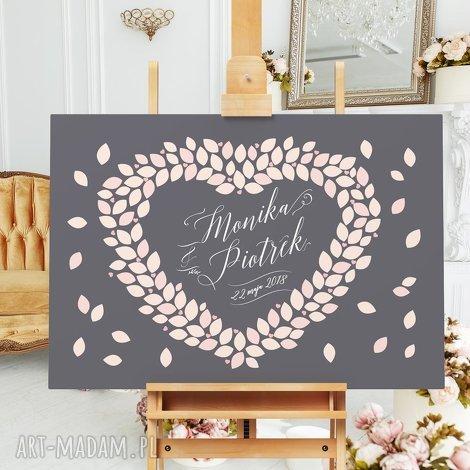 księgi gości weselny wieniec księga gości, ślub, wesele, wpisy