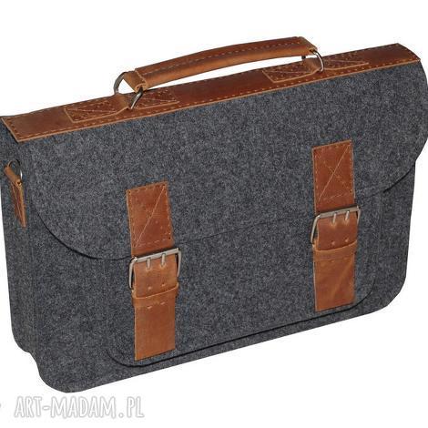 pod choinkę prezenty, filcowa torba na faptopa, torba, torebka, laptop, skóra