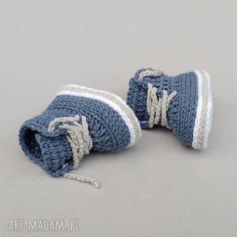 buciki trampki stanford, buciki, trampki, bawełniane, dzieciece, niemowlęce, prezent