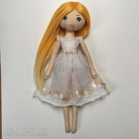 lalki laleczka - księżniczka w sukni balowej, lalka, laleczka