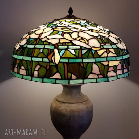 lampa witrażowa tiffany, lampa, glass, szkło, witraz, oswietlenie