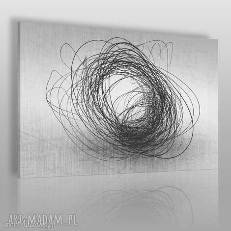obraz na płótnie - abstrakcja nowoczesny 120x80 cm 16101, nowoczesny