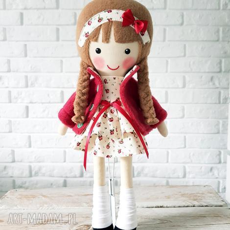 lalki malowana lala rÓŻa, lalka, przytulanka, dzjecko, zabawka, prezent, dziewczynka