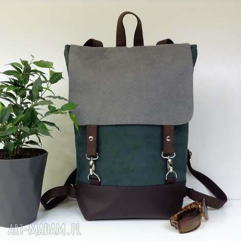 plecak, plecak na laptopa, mini miejski damski