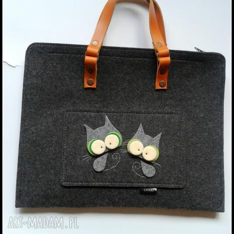 teczki teczka z kotkami, prezent, teczka, torebka, kotki, kot torebki, pod