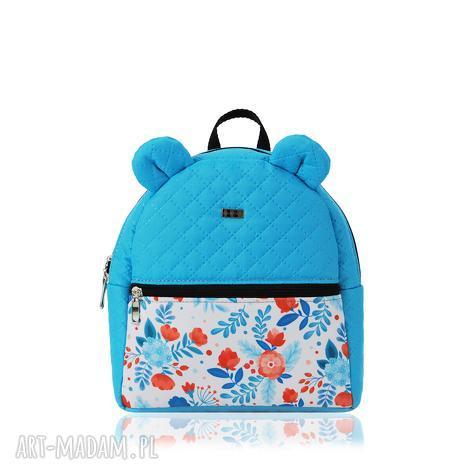 dla dziecka plecaczek farbiś 1609, farbiś, plecak, pikowany, lekki, polska marka