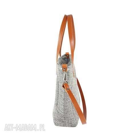 torba damska cuboid #fotsy jasna, torba, torebka, cuboid, fotsy, mana mana