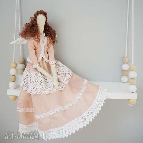 lalki anioł - lalka, anioł, retro, aniołek, lala, dekoracja dla dziecka