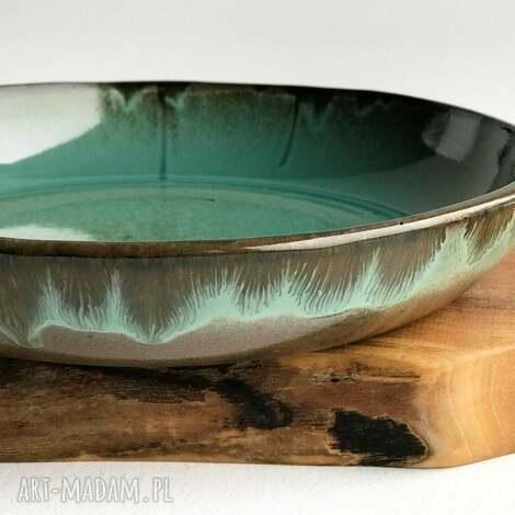 ceramika misa niska miska ceramiczna laguna, ceramika, misa, miska, patera