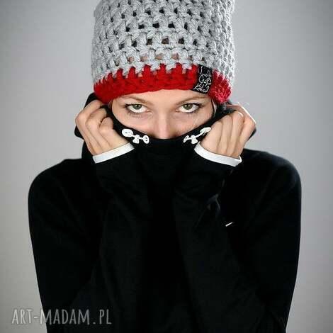 inferior 10 - czapka, czapa, zimowa, kolorowa, zima, wełna