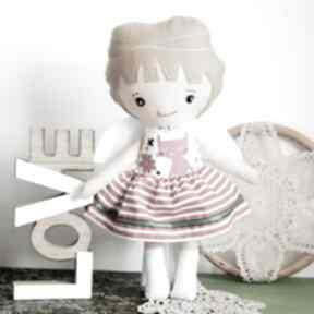 Aniołek stróż - ewunia 35 cm lalki maly koziolek lalka, aniołek,