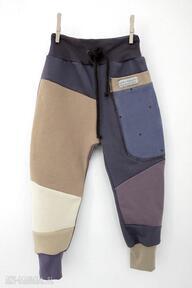 Mimi Monsterciepłe-spodnie bawełniane-spodnie dres-dla-dziecka