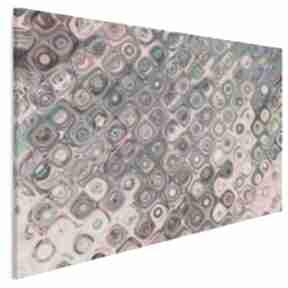 Obraz na płótnie - kształty kolory surrealizm 120x80 cm 92801
