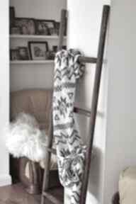 Drabinka classic - wersja postarzana dekoracje hagal drabina