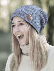 Explorer cieniowany niebieskości czapki brain inside czapki
