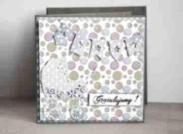 Kartka z okazji narodzin dziecka - gratulujemy kartki maly