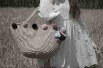 Kosz plażowy san marino na ramię dobrzykowska koszyk, plażowy