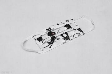 Maska maseczka ochronna kosmetyczna bawełniana streetwear