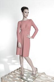 Cristina - sukienka kolory sukienki milita nikonorov jersey,