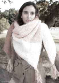 szalikiszal chusta ręcznie-wykonany gruby ciepły