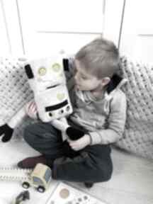 Pomysły na prezenty święta! Timosimo - przytulanka robot bartek