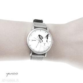 Zegarek, bransoletka - królik mały zegarki yenoo zegarki, królik