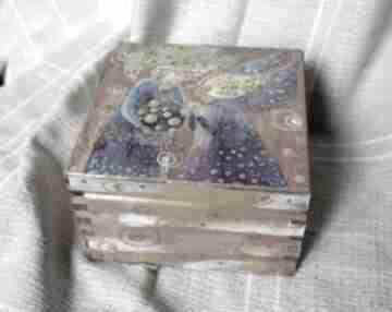 """Pudełko """"wielka tajemnica małych sekretów"""" pudełka marina"""