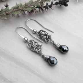 JewelsbyKTsrebrne-kolczyki delikatne-kolczyki kolczyki-srebro