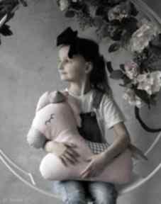 Poduszka dziecięca koń maskotki ateliermalegodesignu koń, konik