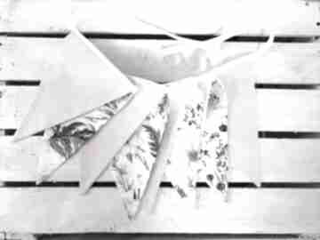 Girlanda róże pokoik dziecka fabryqaprzytulanek girlanda