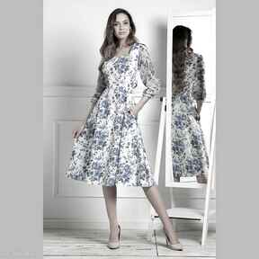 Sukienka emma total midi rafaella sukienki livia clue midi