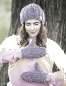 Rękawiczki skarby lasu brain inside rękawiczki, zimowe