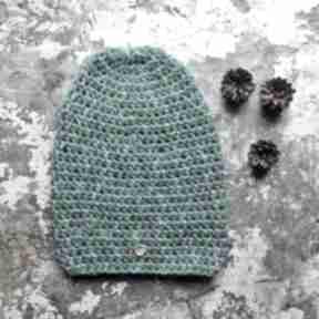 Czapka kolorowa włóczka unisex czapki godeco czapka, beanie