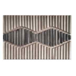 Obraz z drewna, dekoracja ścienna 43 - maska aleksandrab obraz