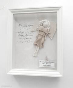 Anioł stróż dobrego życia sofia ramki angel style anioł-stróż,