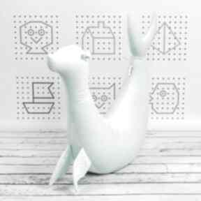 Foka rebeka velvet mint poduszka do karmienia dla dziecka
