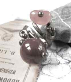 Witrazka. regulowany-pierścionek duży-pierścionek