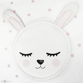 Mata uroczy królik 150 cm pokoik dziecka bliblo mata, królik