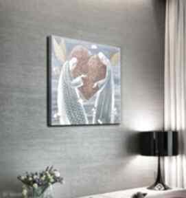 Wielkie serce miłość marina czajkowska dom, 4mara, obraz