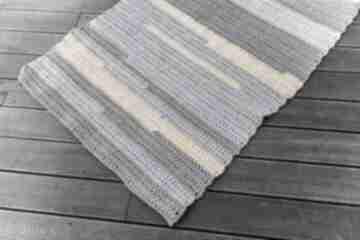 Dywan - chodnik by monica sznurek, bawełna, eco, dom,