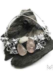 Naszyjnik z bursztynem bałtyckim srebro 925 naszyjniki mychoice