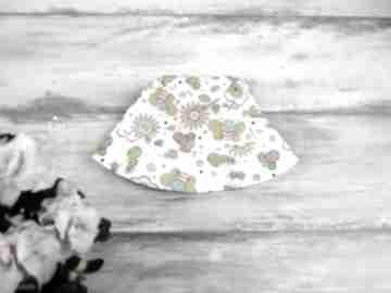Kapelusz dla dziecka wiosenny bawełna dziewczynki letni słońce
